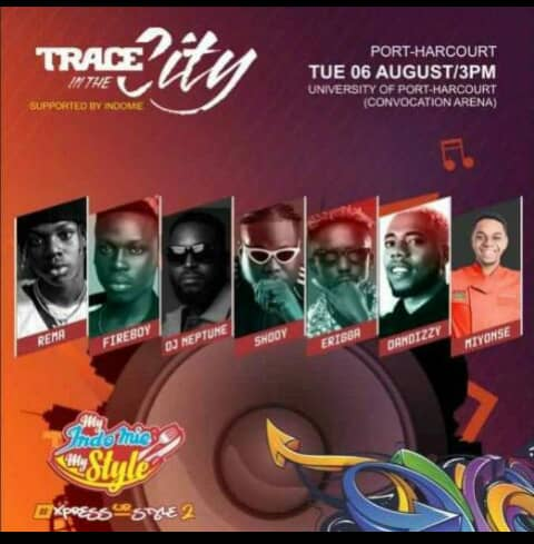 trace city uniport