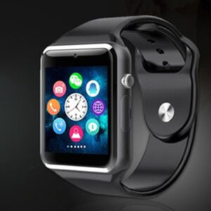 A1 Professional Smart Wrist Watch 2G SIM TF Camera Waterproof
