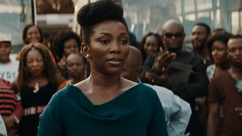 Oscars Award: Genevieve Nnaji reacts as LionHeart get nominated