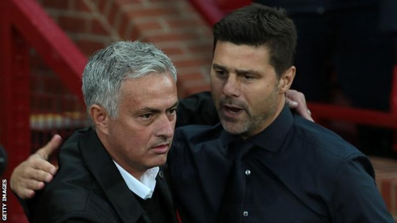 Mourinho in talks to replace Mauricio Pochettino as Tottenham boss