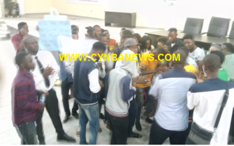 Uniport students disrupt asuu meeting