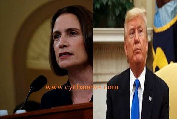 Donald Trump's Impeachement Hearing Dr Fiona Hill's shocking Testimony (Video)