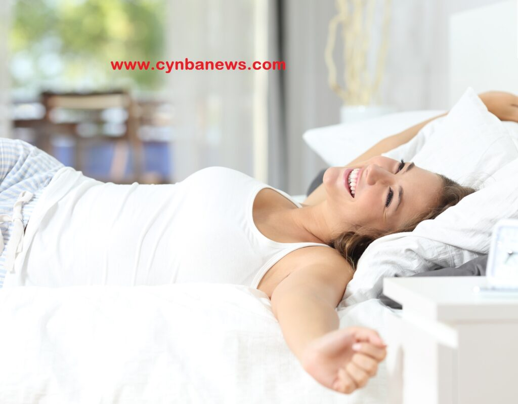 HOW DO YOU GET A GOOD NIGHT SLEEP AND WAKE UP REFRESHED?