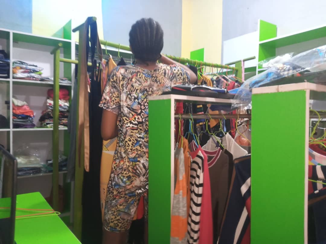 port Harcourt clothing store