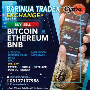 buy and sell cryptocoins in Port Harcourt Nigeria